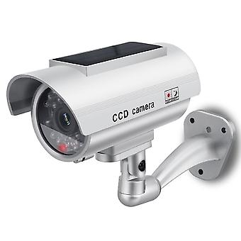 Simulaatio Nukke Fake Kamera Aurinkovoima Turvallisuus Cctv Valvonta