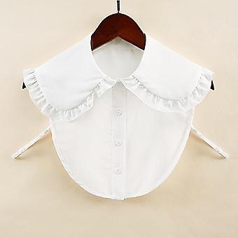 Frauen Shirt gefälschte Kragen