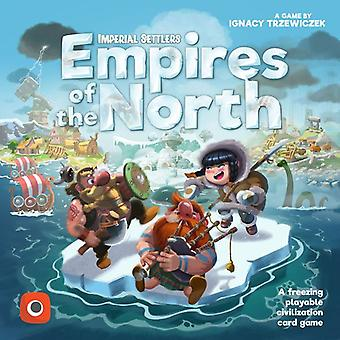 Imperial Settlers Empires of the North Kartenspiel