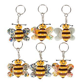 Sass & Belle Buzz Bee Sleutelhanger (1 Meegeleverd)