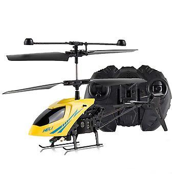 Mini vrtuľník rádio diaľkové ovládanie Lietadlo Micro 2 Kanálové rádiové ovládanie