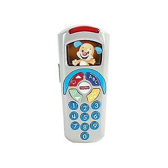 Interactive Toy for Babies Fisher Price Remote Control (ES)