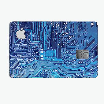 Blue Cirtcuit Board V1 - Premium Protective Decal Skin-kit For The