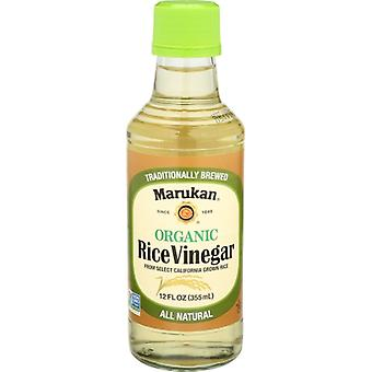 Marukan Vinegar Rice Org, Doos van 6 X 12 Oz