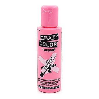 Permanente Kleurstof Neutrale Crazy Color Nº 031 (100 ml)
