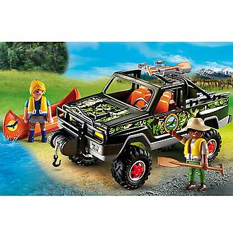 Playmobil 5558 Wild Life Adventure Pickup Truck
