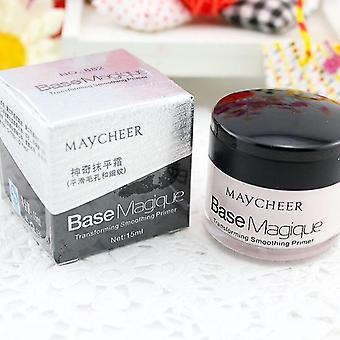Magic Smooth Silky Face Makeup Cover Foundation Base 100% Amazing Effect MAYCHEER CREAM Concealer