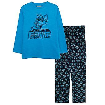 Fortnite DJ Yonder Boys Long Pyjamas Set   Officielle varer