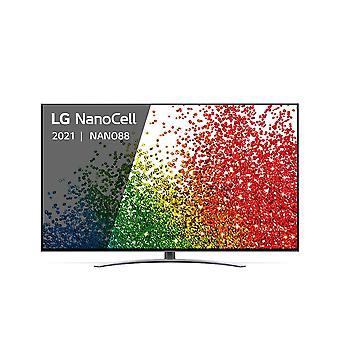 """التلفزيون الذكي LG 55NANO886PB 55 """"4K فائقة الدقة NanoCell واي فاي"""