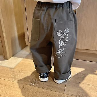 Children's Sports Pants Spring And Autumn Clothes New Products Casual Trousers