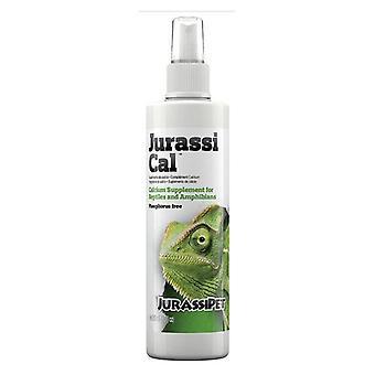 JurassiPet JurassiCal זוחל ותוסף סידן נוזלי דו-חיים - 8.5 אונקיות