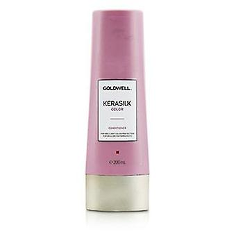 Goldwell Kerasilk Color Conditioner (for Color-treated Hair) - 200ml/6.7oz