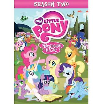 My Little Pony - amistad es magia: Importación USA temporada 2 [DVD]