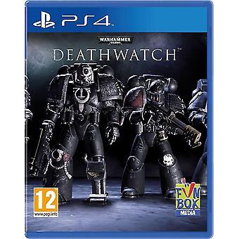 Warhammer 40000 Deathwatch PS4 jeu