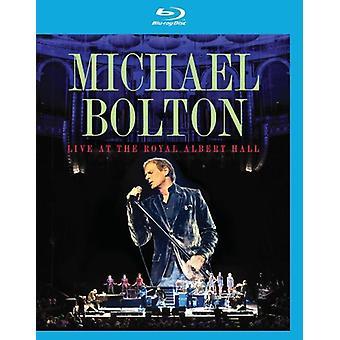 Michael Bolton - Live at the Royal Albert Hall [Blu-ray] USA import