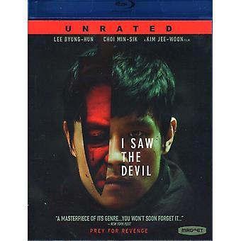 I Saw the Devil [BLU-RAY] USA import