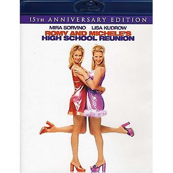 Romy & Michele's High School Reunion [BLU-RAY] USA import