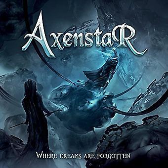 Axenstar - Where Dreams Are Forgotten [CD] USA import