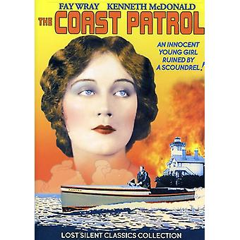 Fay Wray - patrouille côtière (1925) [DVD] USA import