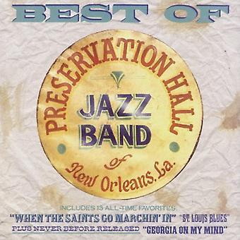 Preservation Hall Jazz Band - Best of Preservation Hall Jazz [CD] USA import