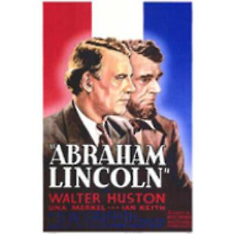 Abraham Lincoln (1930) [DVD] USA importere