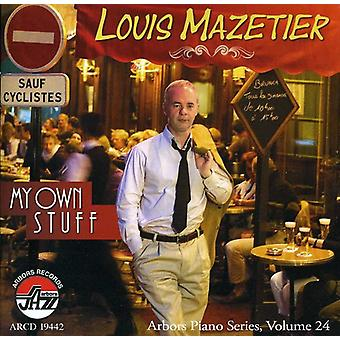 Louis Mazetier - My Own Stuff [CD] USA import
