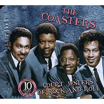 Coasters - Court Jesters of Rock & Ro [CD] USA import