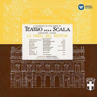Verdi/Callas/Tucker/Tagliabue/Serafin - La Forza Del Destino (1954) [CD] USA import