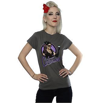 Camiseta de Catwoman de DC Comics mujeres DC Bombshells