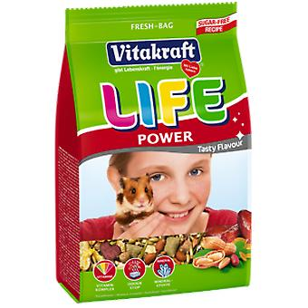 Vitakraft Life Power Hamster Tasty flavour (Small pets , Dry Food and Mixtures)