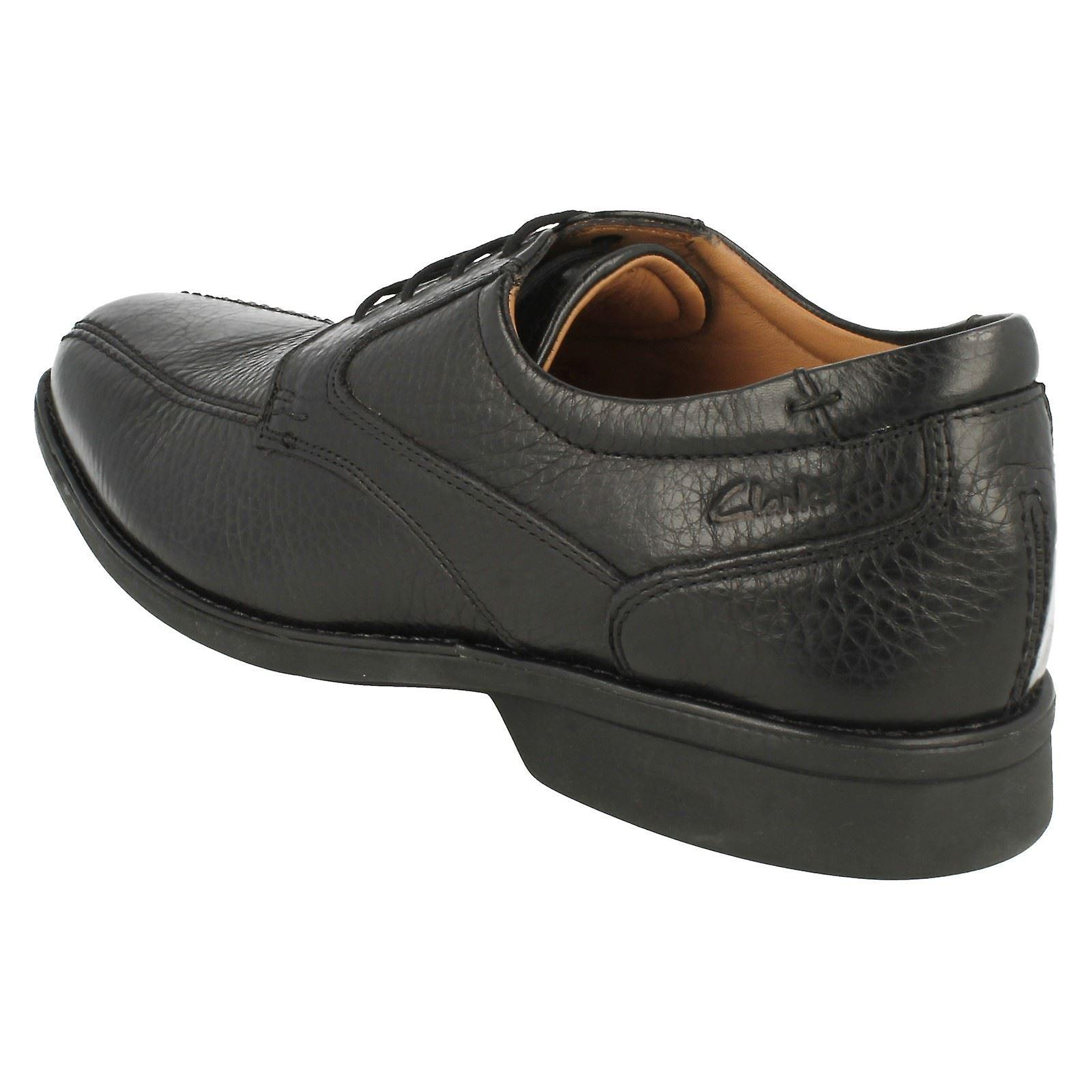 Mens Clarks formelle Lace Up chaussures Foot Soft