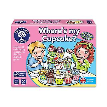 Orchard Toys missä on minun Cupcake?