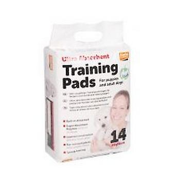 Sharples Ultra absorberende House Training Pads