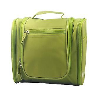 Rejse kosmetiske udgør toiletartikler tilfælde blå vask taske arrangør pose