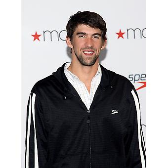 Michael Phelps At In-Store Appearance For World Champion Swimmer Michael Phelps At Speedo Swimwear Promotion MacyS Herald Square Department Store New York Ny April 24 2010 Photo By Rob KimEverett Coll