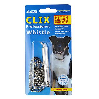 Clix Professional hond Puppy Whistle, goede All-Round fluiten hond opleiding