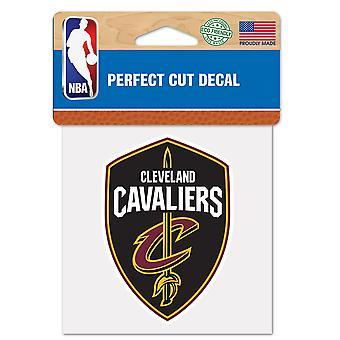 Wincraft Aufkleber 10x10cm - NBA Cleveland Cavaliers