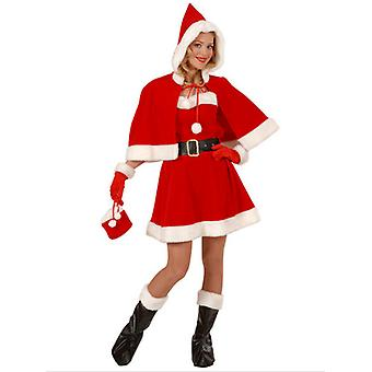 Miss Santa robe luxe