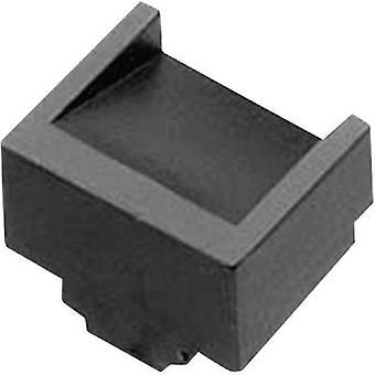 YMP: n RJ45-liitin musta Würth Elektronik 726151104 1 PCs()