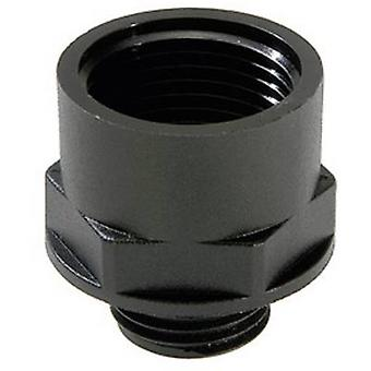 Wiska ATEX EX-KEM 12/16 Cable gland extension M12 M16 Polyamide Black (RAL 9005) 1 pc(s)