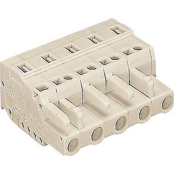 WAGO Buchse Gehäuse - Kabel 721 Gesamtzahl der Stifte 3 Kontakt Abstand: 7,50 mm 721-203/026-000-1 PC