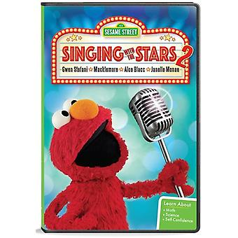 Sesame Street: Singing with the Stars 2 [DVD] USA import