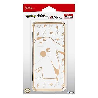 HÖRI uusi Nintendo 2DS XL Premium Pikachu suojelija Nintendo 3DS