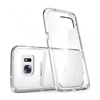 Stuff Certified ® Transparent Clear Silicone Case Cover TPU Case Samsung Galaxy S6