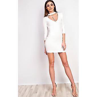 IKRUSH Womens Shelly Bodycon Dress