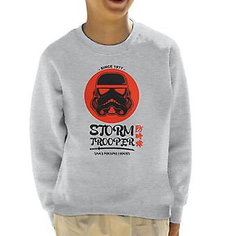 Original Stormtrooper Raum Glückskekse Kinder Sweatshirt
