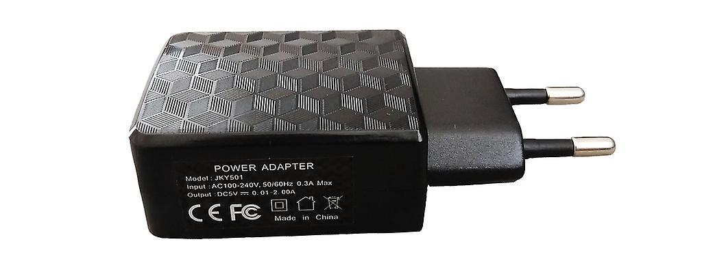 USB-Laddare (Svart)