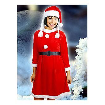 Kinder Kostüme Mädchen Weihnachten Kleid