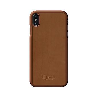iDeal de Suecia iPhone XS Max Como Shell-Brown
