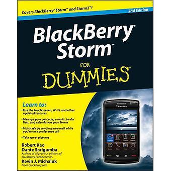 بلاك بيري العاصفة للدمى (الطبعة الثانية المنقحة) بروبرت كاو-دا